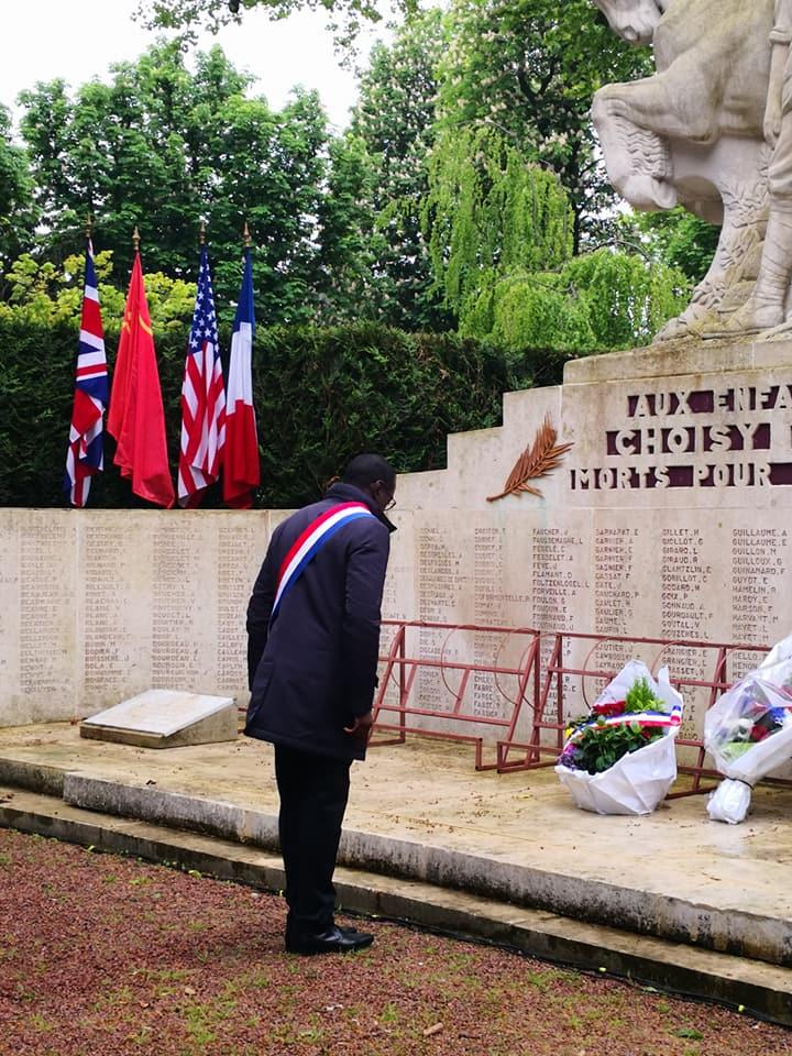 Journée nationale du souvenir des victimes et des héros de laDéportation