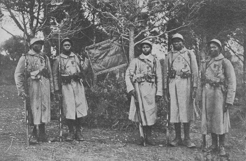 Grande Guerre – Hommage à tous les soldats de laFrance