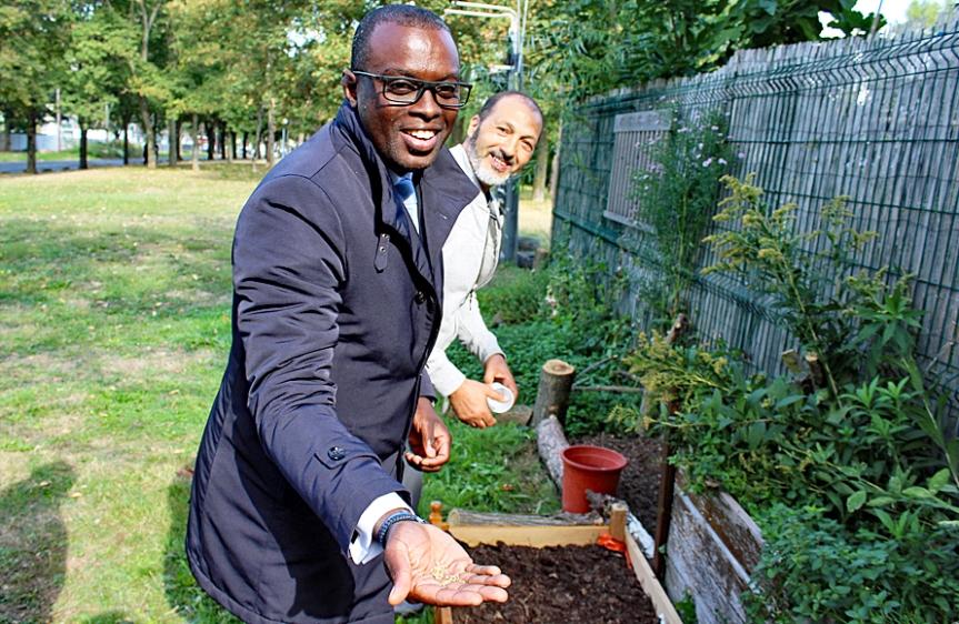 AECE engagée pour l'environnement et labiodiversité