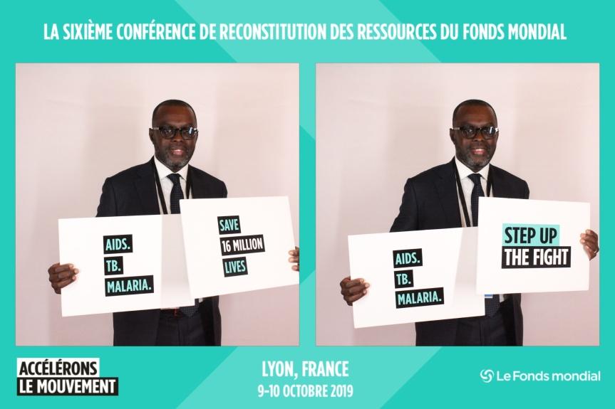Retour sur la 6e Conférence de reconstitution des ressources du Fondsmondial