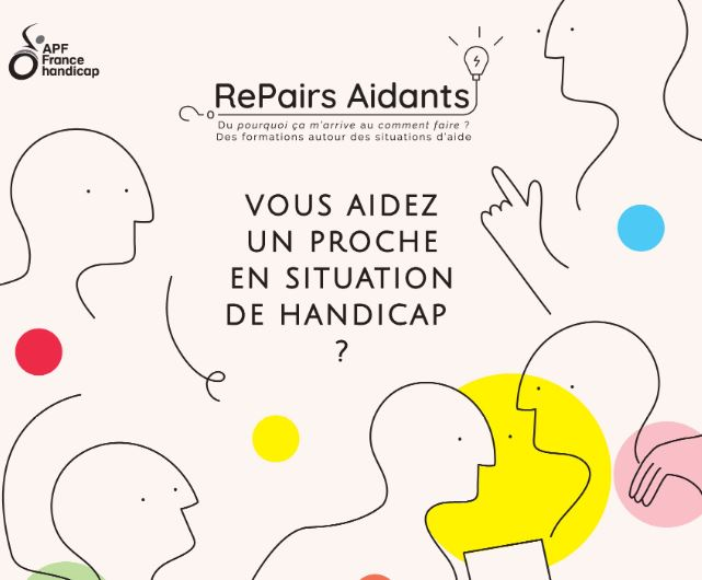 [APF] Aidantes, aidants familiaux : pour le libre choix d'aider et la reconnaissance de leurrôle